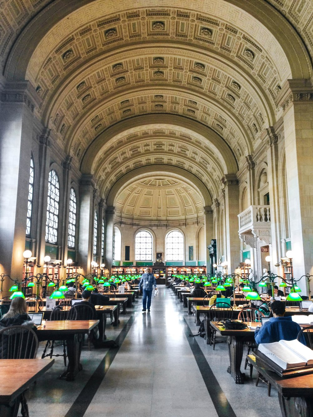 Top reasons to visit Boston and things to see The Boston Public Library