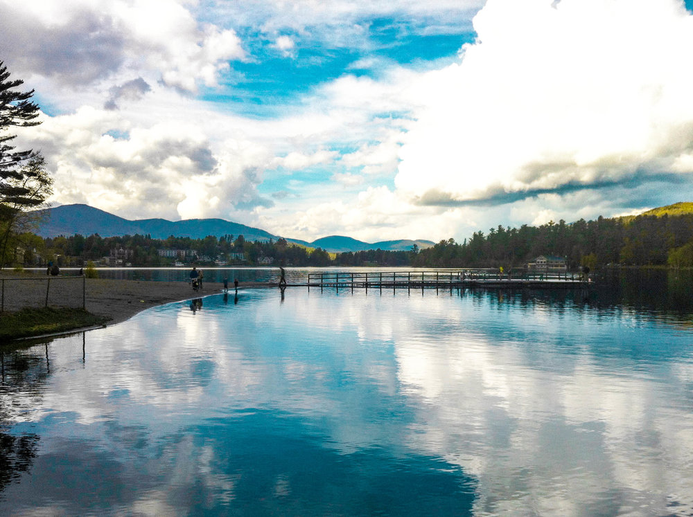 Bucket List Places to see on the east coast of the USA Claire Wang Lake Placid, New York Travel Women