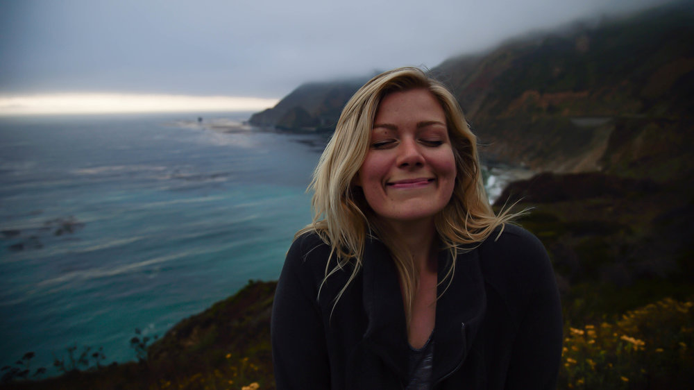 Close your eyes and Wish to return to Big Sur