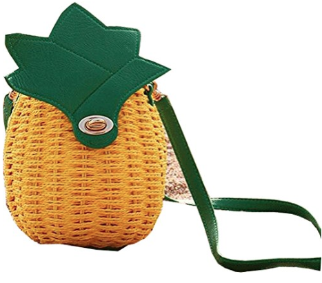 Pineapple Holiday Christmas Gift Guide The Travel Women  Woven purse bag