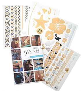 Pineapple Holiday Christmas Gift Guide Travel Women Designer Flash Tattoos