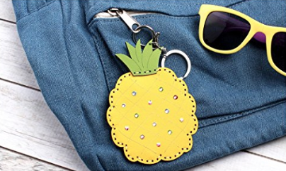 Pineapple Holiday Christmas Gift Guide The Travel Women Sparkle Coin Purse