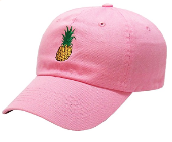 Pineapple Holiday Christmas Gift Guide The Travel Women Polo Baseball Cap Hat