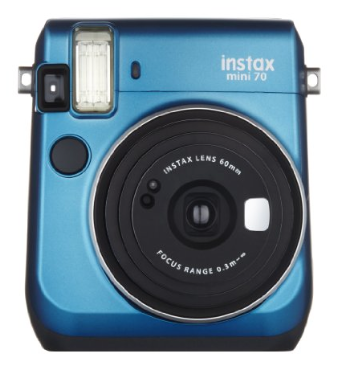 The Best Holiday Gifts for Women Who Love Travel Fujifilm Instax Mini 70 camera