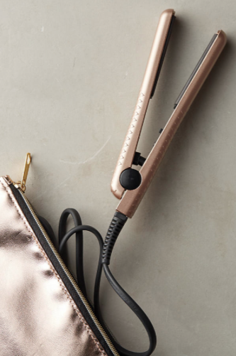 The Best Last Minute Holiday Gifts for Women Who Love Travel  Eva NYC Mini Heat Ceramic Styling Iron
