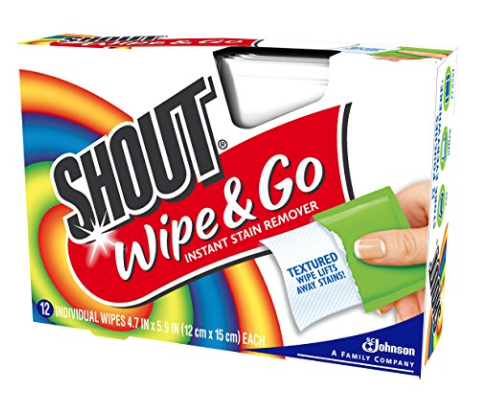 The Best Last Minute Holiday Gifts for Women Who Love Travel Shout Wipe and Go