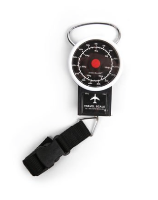 The Best Last Minute Holiday Gifts for Women Who Love Travel luggage scale and measuring tape