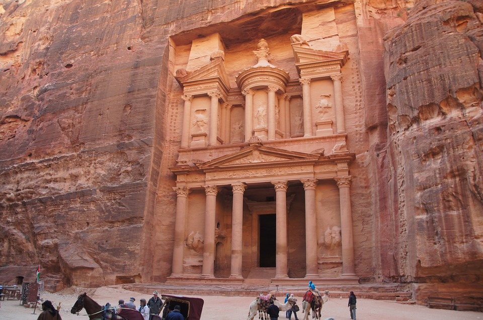 Jordan Where to Go in 2017 Destinations Claire Wang