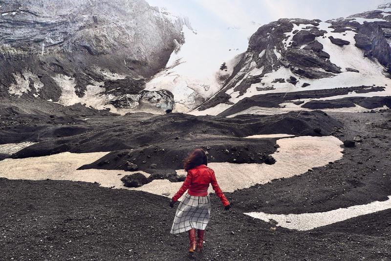 Glacier in þórsmörk