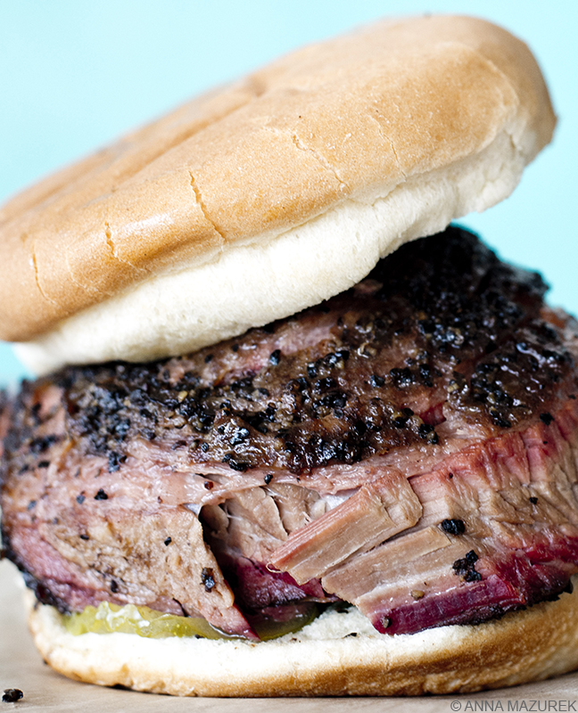 Eat BBQ Austin Franklin Barbecue SXSW