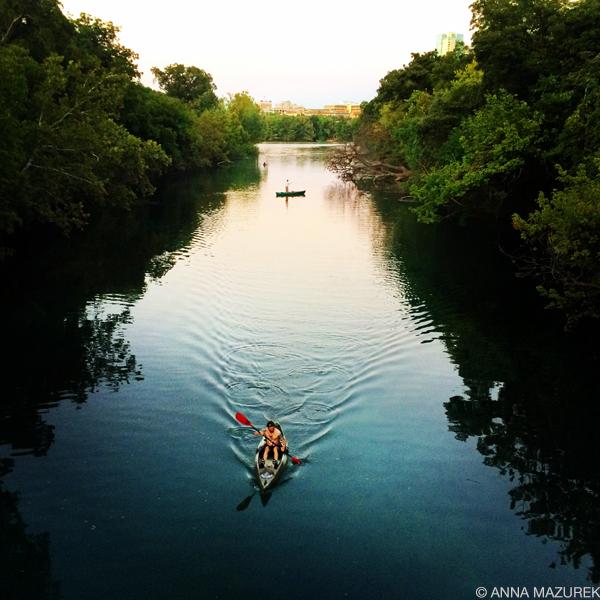 Lady BIrd Lake Paddle Boarding Austin SXSW