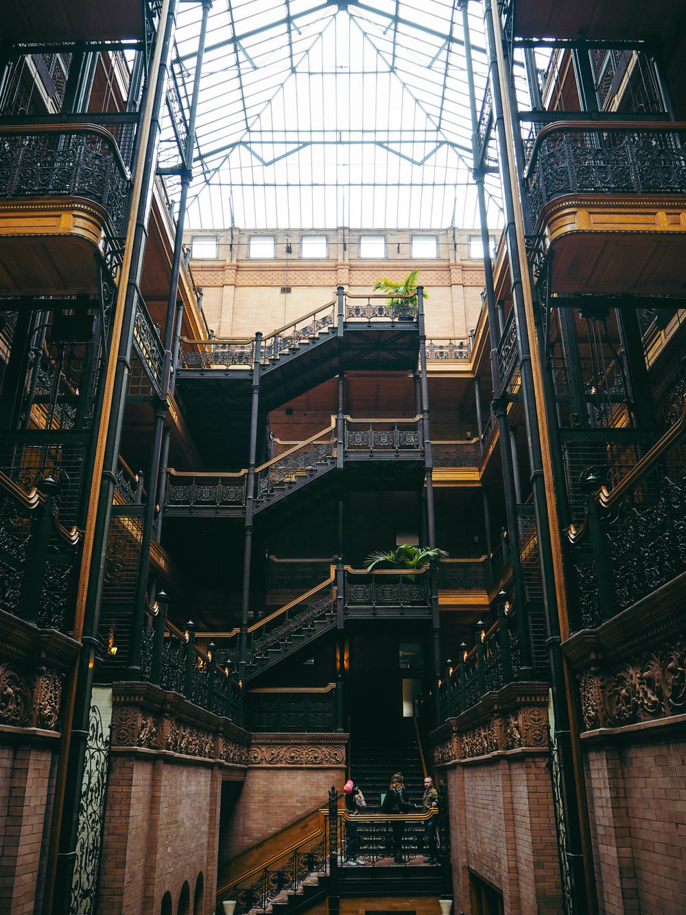 Bradbury Building Top 11 things to do in Downtown Los Angeles LA Claire Travel Women