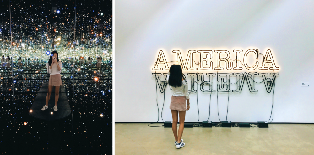 The Broad Museum Top 11 things to do in Downtown Los Angeles LA Claire Travel Women
