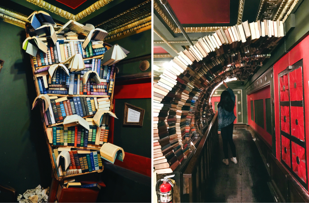 The Last Bookstore Top 11 things to do in Downtown Los Angeles LA Claire Travel Women