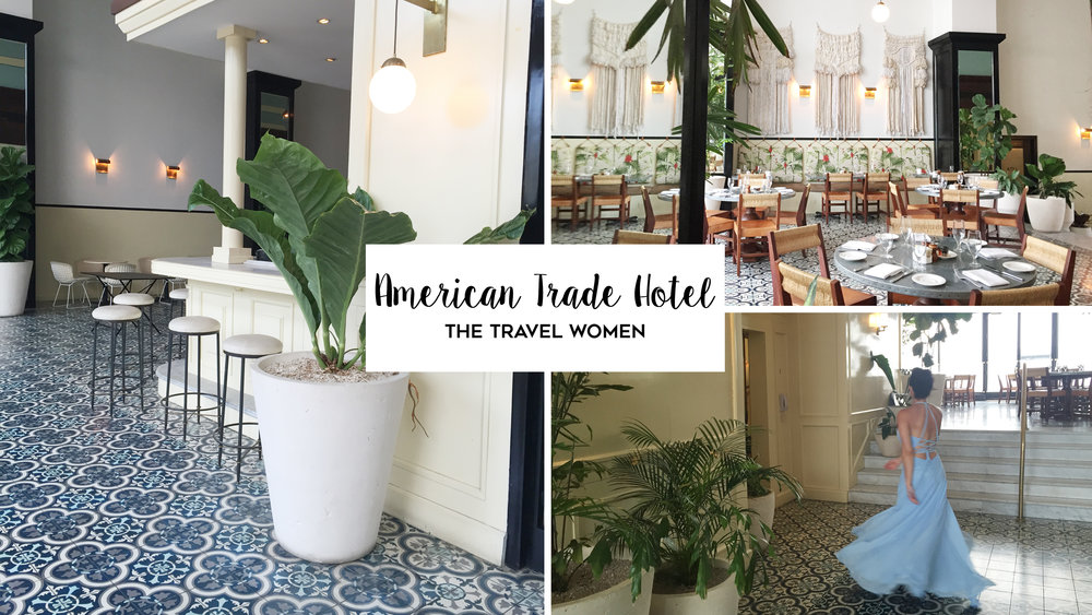 American Trade Hotel ACE Casco Viejo Panama City Jennifer O'Brien The Travel Women