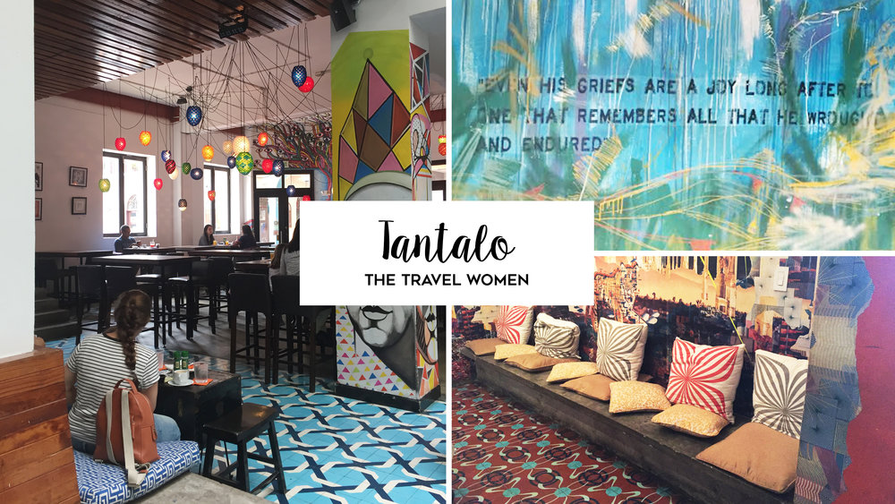 Tantalo hotel and kitchen Casco Viejo Panama City Jennifer O'Brien The Travel Women