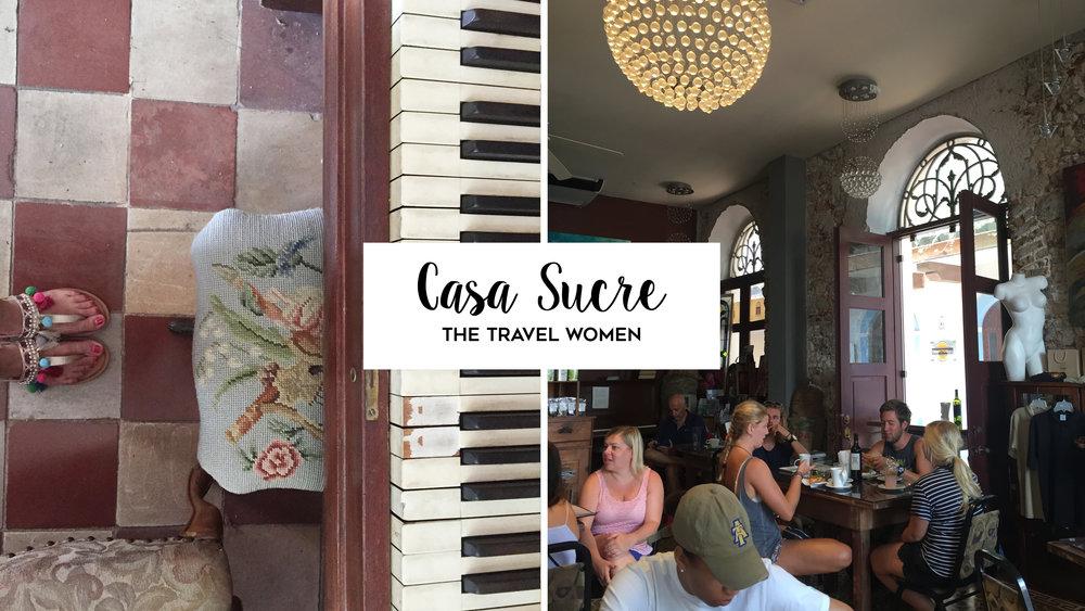 Casa Sucre Hotel Coffeehouse Casco Viejo Panama City Jennifer O'Brien The Travel Women