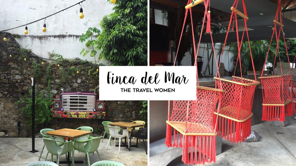 Finca del Mar Casco Viejo Panama City Jennifer O'Brien The Travel Women