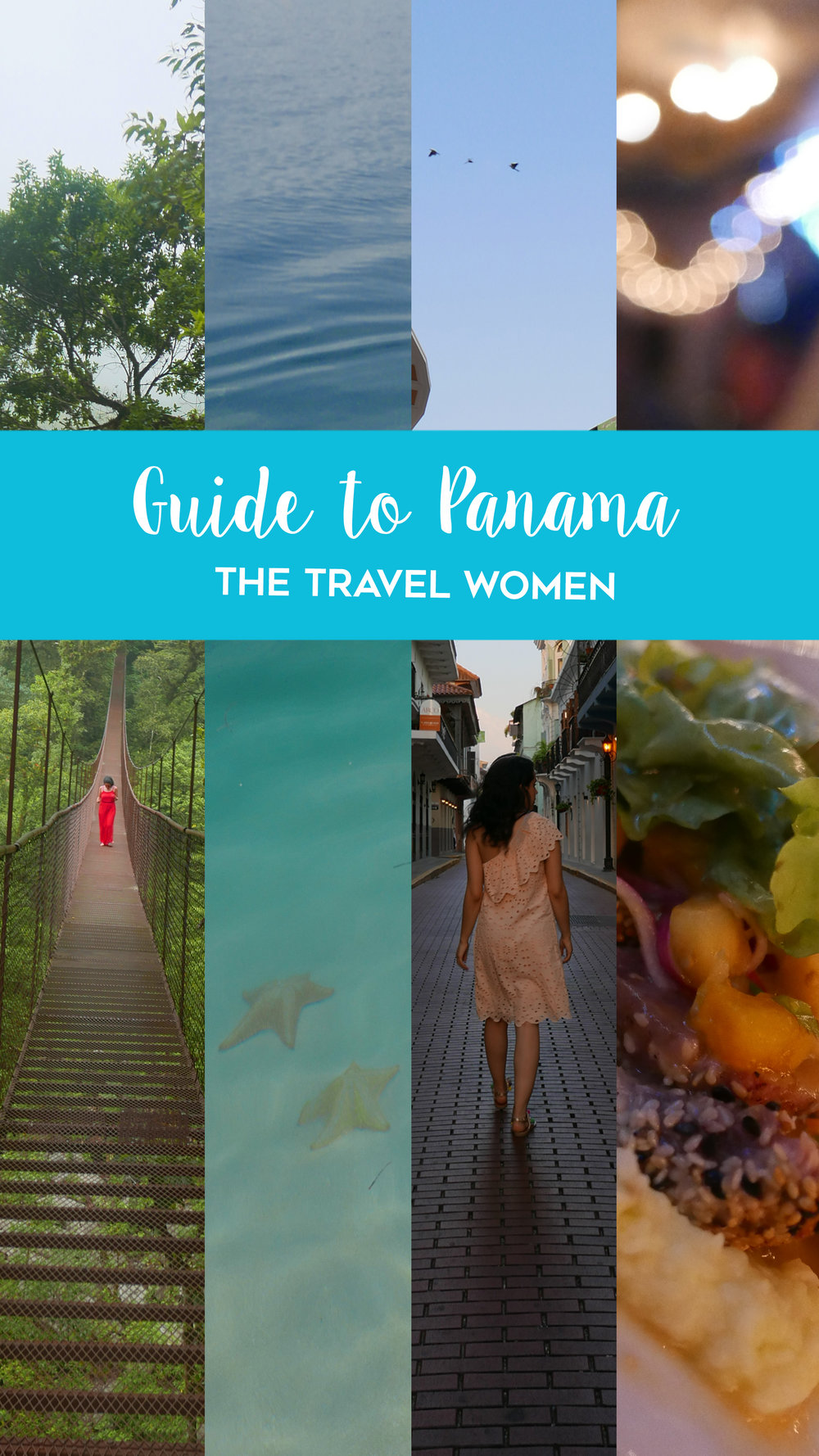 Guide to Panama Pinterest Badge
