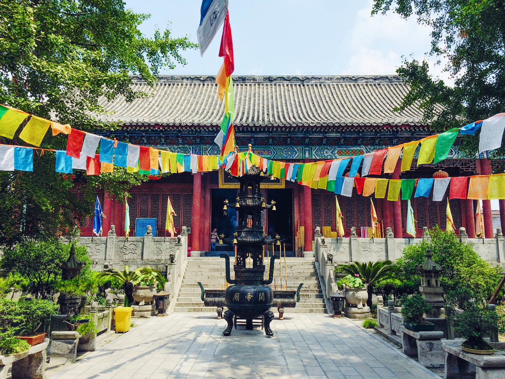 Things you must do in China Claire Travel Women