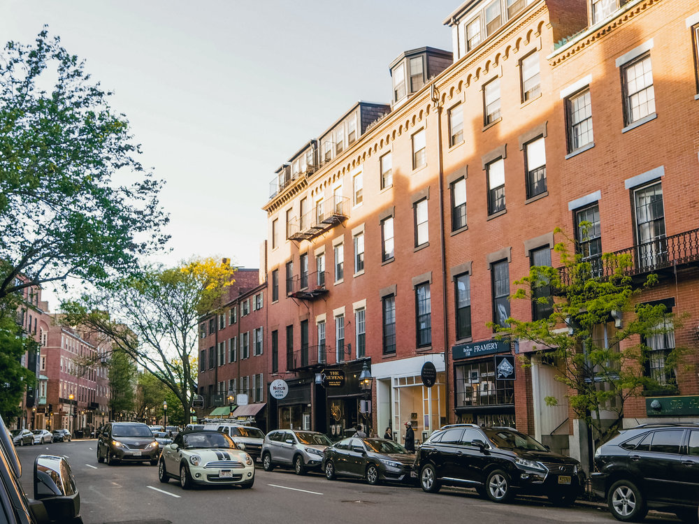 Where to shop in boston The Travel Women Charles Street