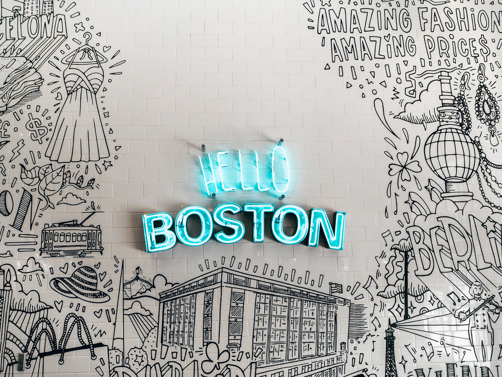 Where to shop in boston The Travel Women Primark Downtown Crossing