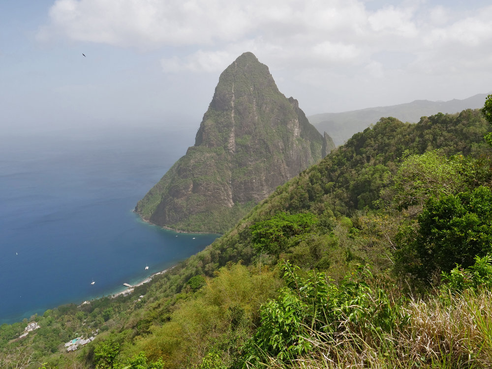 Real St Lucia Tours The Travel Women Stairway to heaven Tet Paul Nature Trail