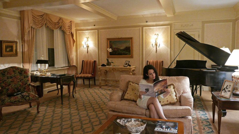 Piano Suite Hotel Elysee New York