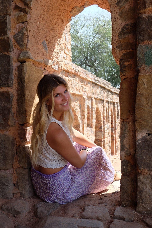 Anna Kloots The Travel Women