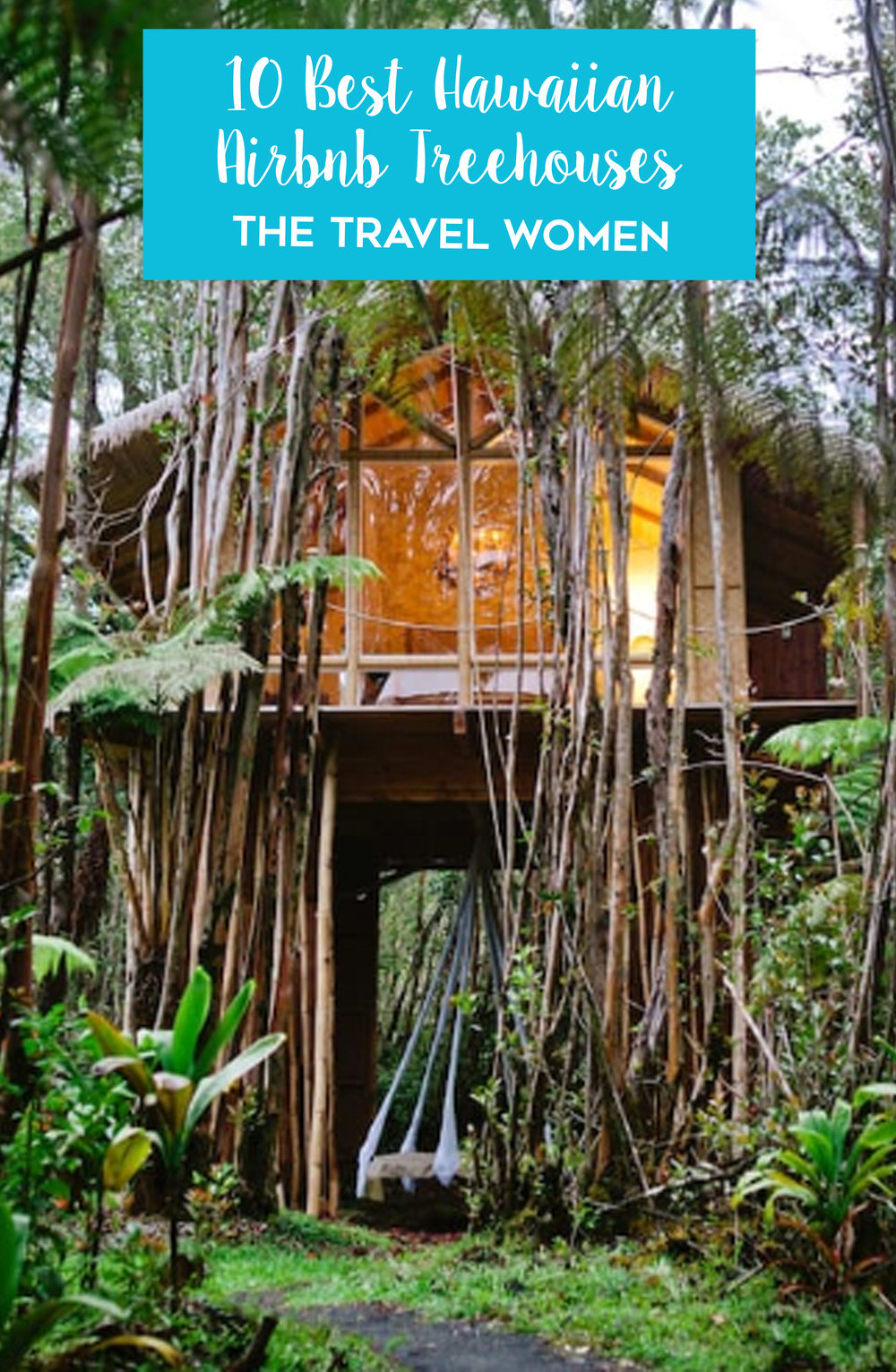 Best Airbnb treehouses
