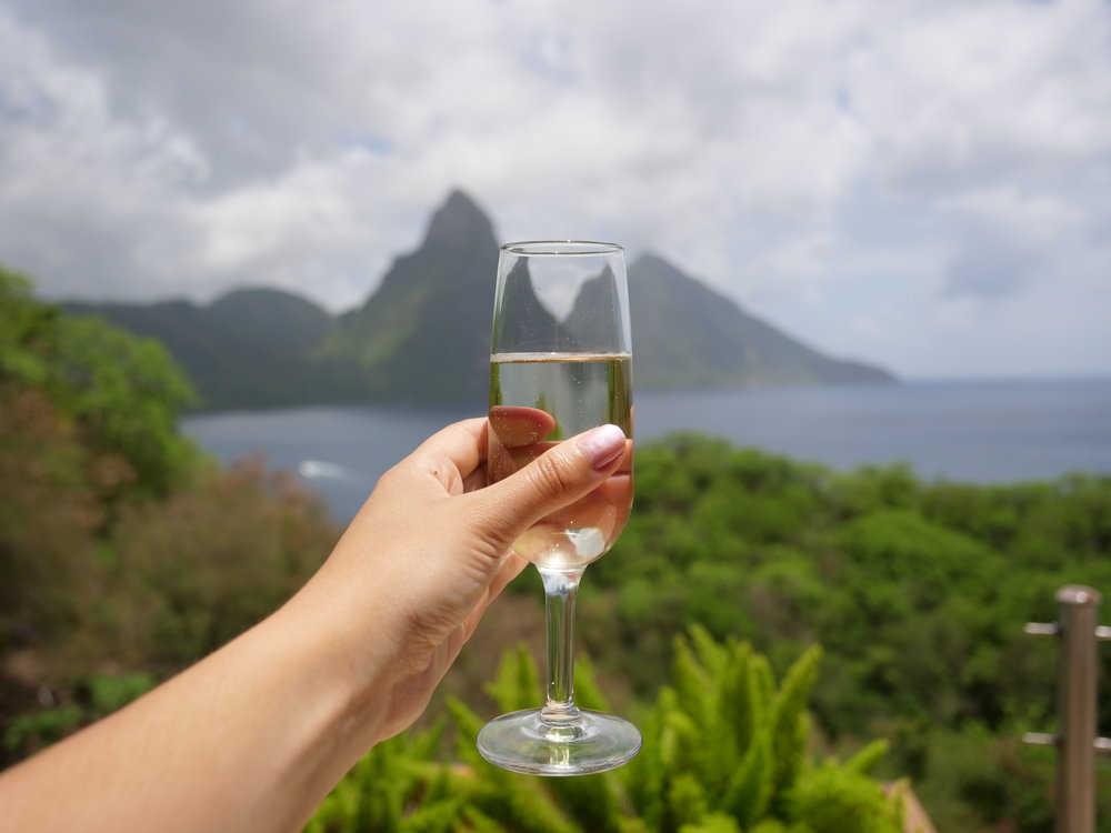 Jade Mountain Resort Champagne Saint Lucia