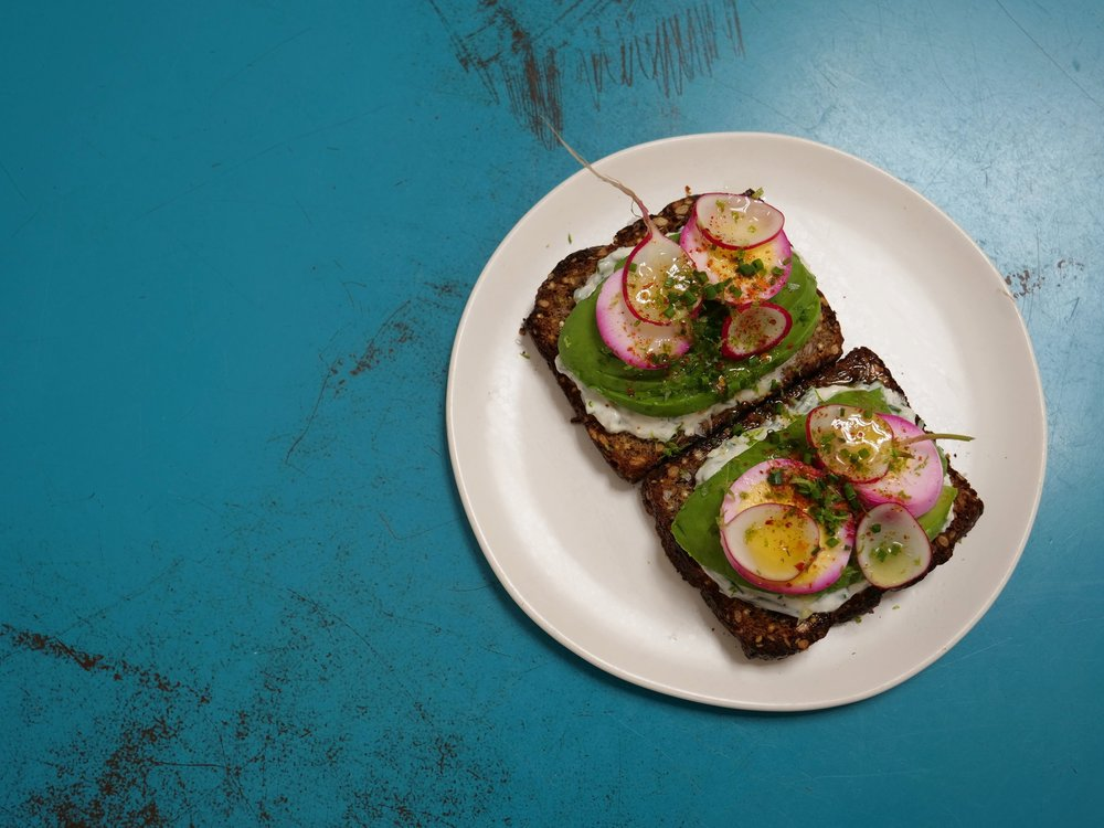 Avocado Toast most instagrammable restaurants in nyc