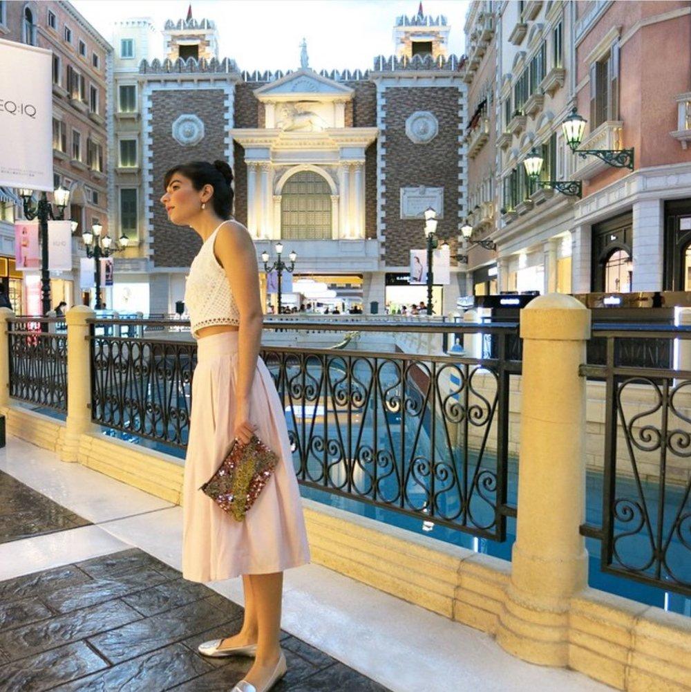 The Venetian, Macao, Photo by @hilarymai