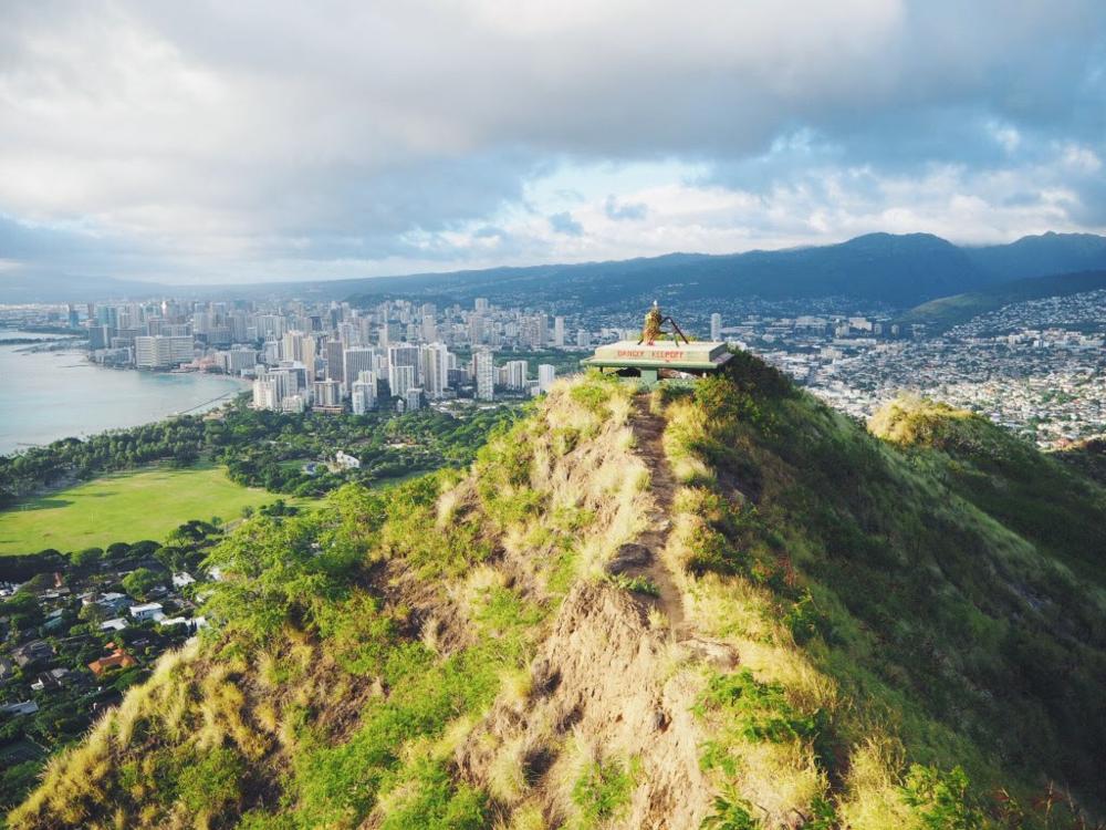 Diamond Head Top 11 Things to do in Hawaii