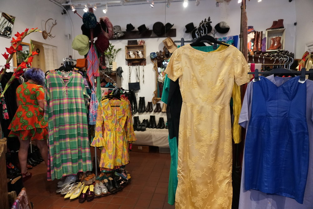 Malin Landaeus Best Vintage Clothing Stores in Williamsburg Brooklyn NYC, The Travel Women