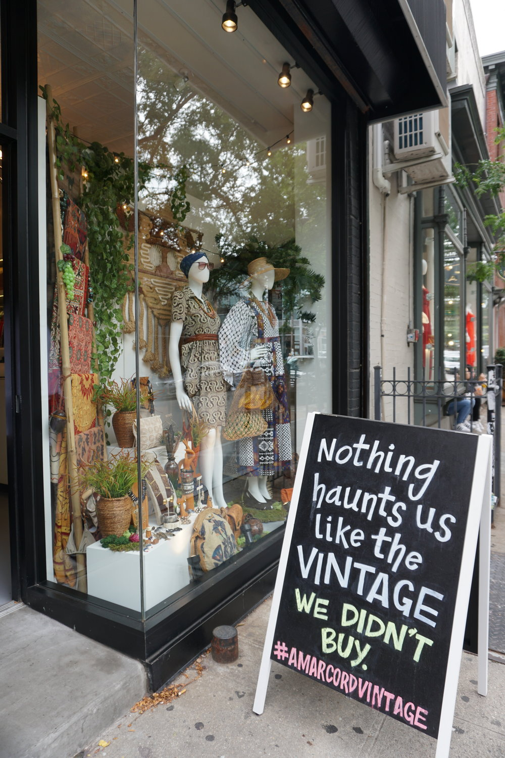 Amarcord Nothing haunts us like the vintage we didn't buy