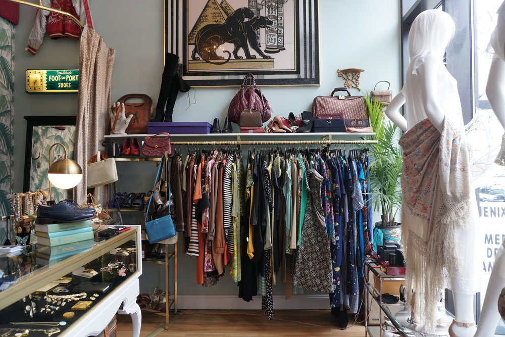 Phenix Best Vintage Clothing Stores in Williamsburg, Brooklyn, NYC The Travel Women