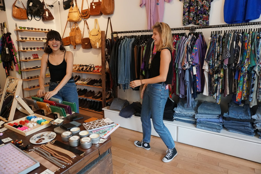 Best Vintage Clothing Stores in Williamsburg, Brooklyn, NYC The Travel Women