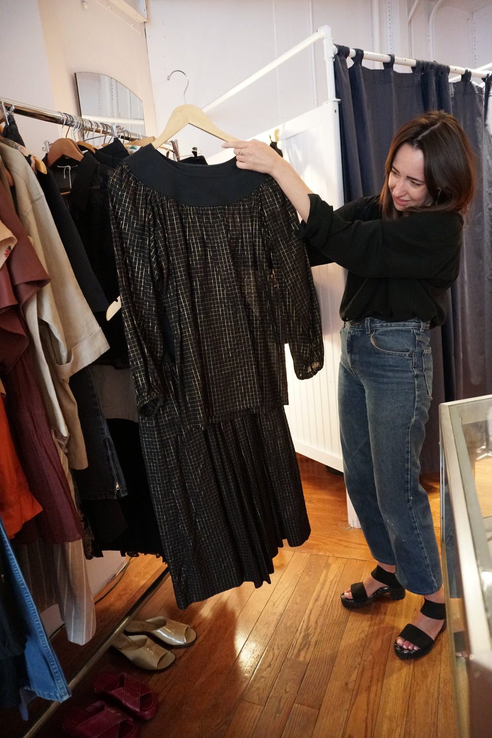 Horizons Best Vintage Clothing Stores in Williamsburg, Brooklyn, NYC The Travel Women