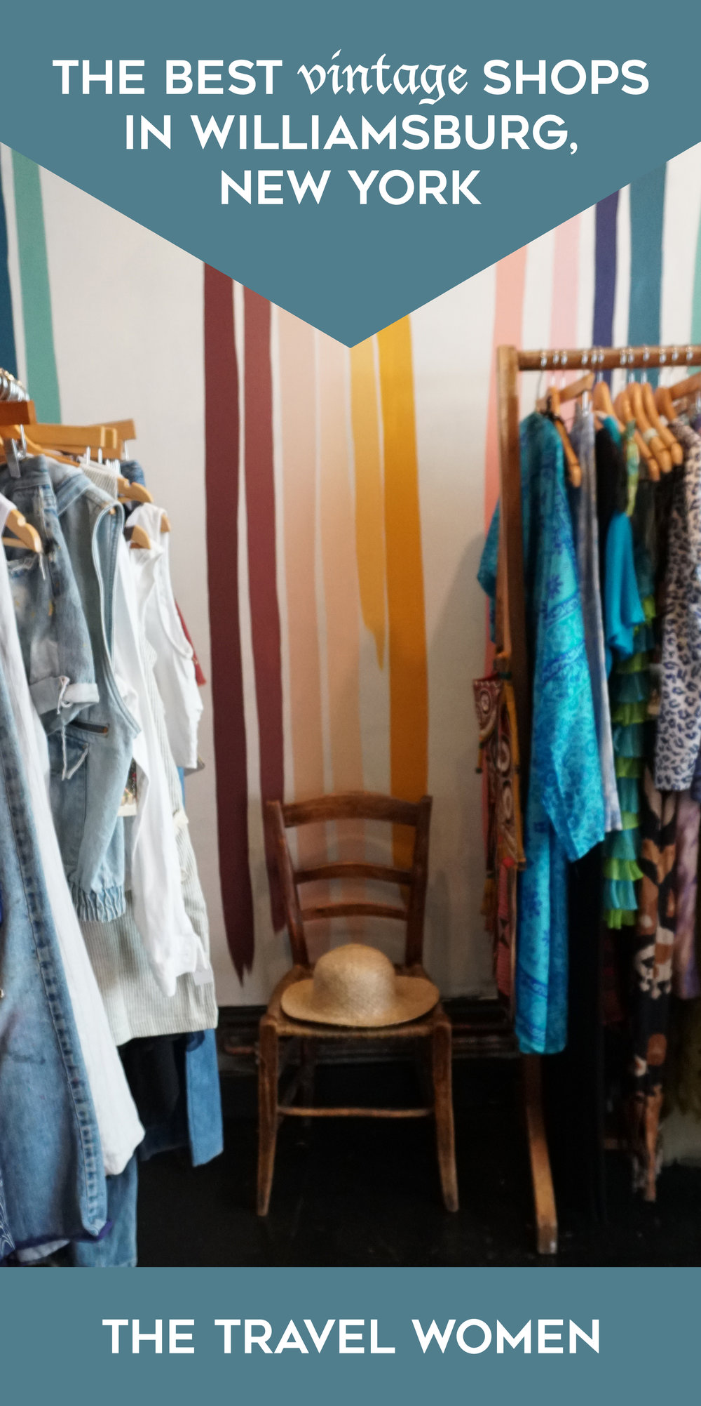 Best Vintage Stores in Williamsburg, Brooklyn, New York, Narnia