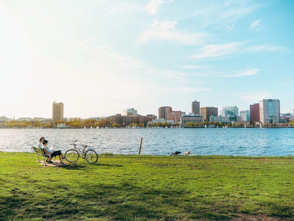 Guide to Boston, Massachusetts, USA, The Travel Women, Claire Wang Charles River Esplanade