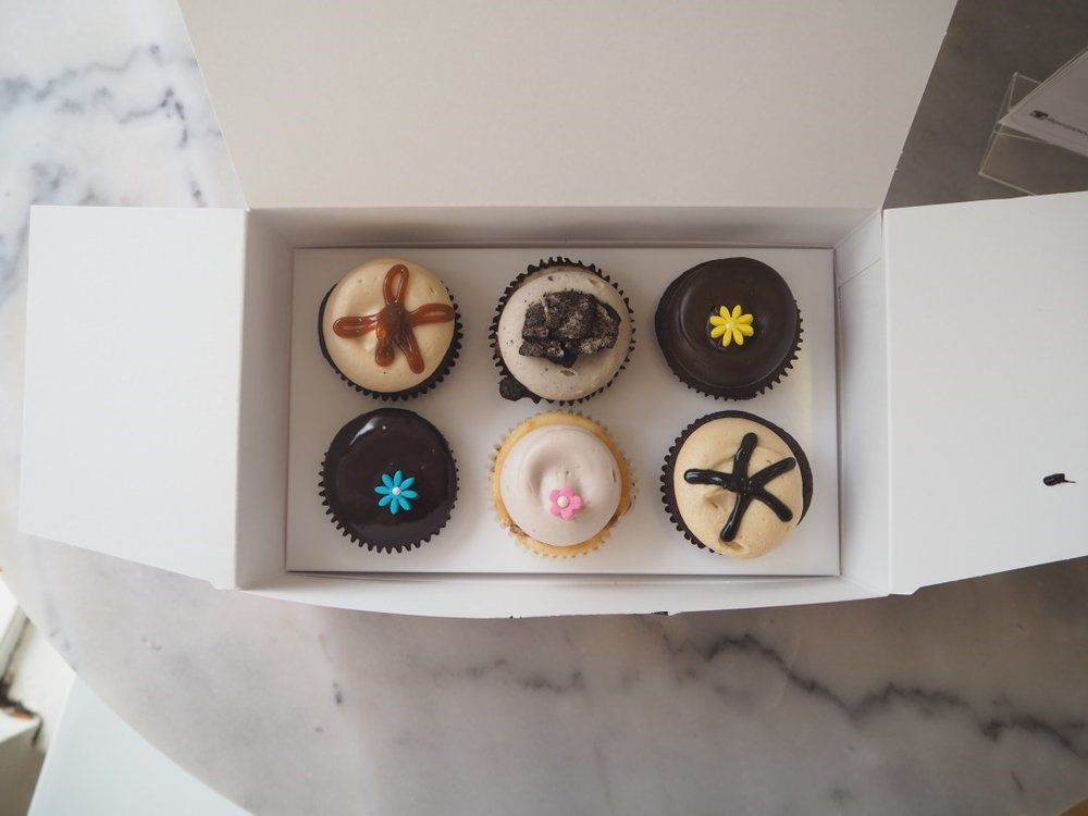 Guide to Boston, Massachusetts, USA, The Travel Women, Claire Wang Georgetown cupcakes trip advisor number 5 in Boston