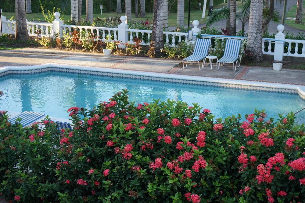 Half Moon Jamaica Luxury Resort Review The Travel Women private villa pool