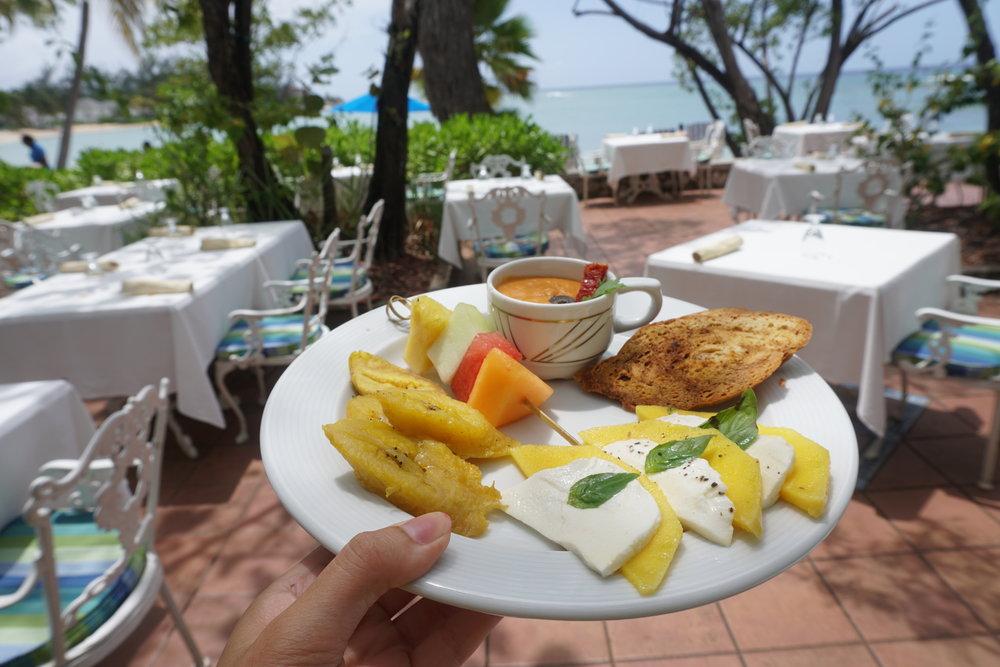 Half Moon Jamaica Luxury Resort Review The Travel Women appetizers to eat