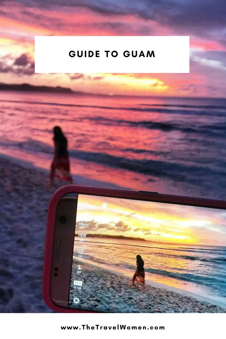 Ultimate Guide to Guam The Travel Women Pinsi Lei