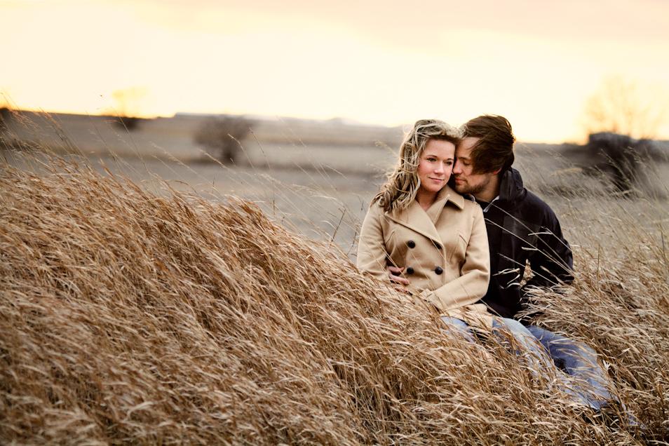 Ames, Iowa - Chicago, Illinois - Engagement Photography