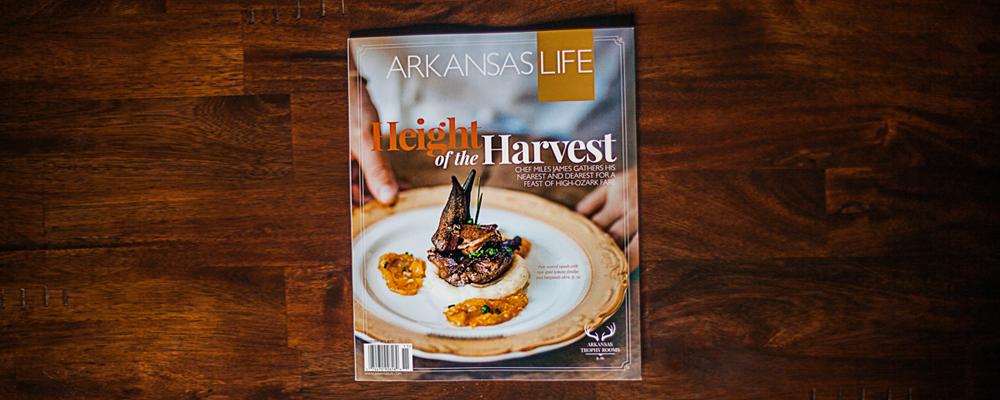 Arkansas Life Magazine Cover