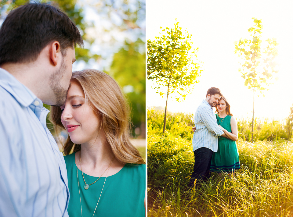 Engagement session from Fayetteville, AR photographers Hatch And Maas Collective, photographed this engagement session in Dallas, TX.