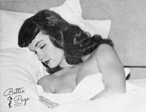 ~Bettie giving her body that thing we all need more of: SLEEP!~
