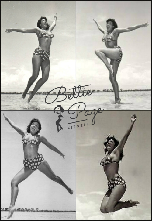 Might As Well JUMP! Total Body Plyometrics Workout — Bettie